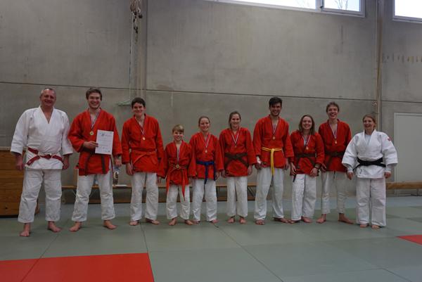 Rott Freestyle-Judo