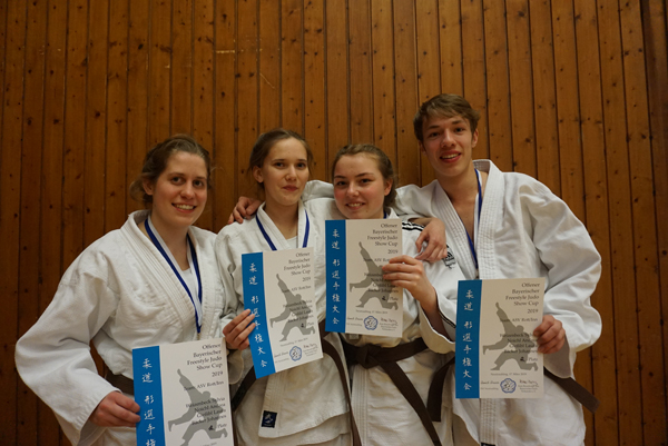 Judo-Freestyle-Meisterschaft Neutraubling