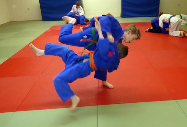 Bayerische Meisterschaft Judo