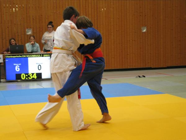 Rotter Judoka belegt dritten Platz