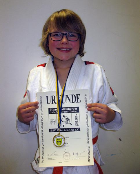 Florian Reich siegt beim Hans-Gallenberger-Turnier