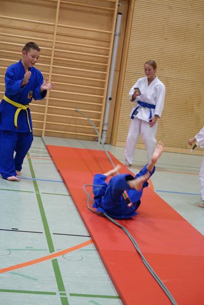 Judo ASV-Rott Vereinsmeisterschaft 2019