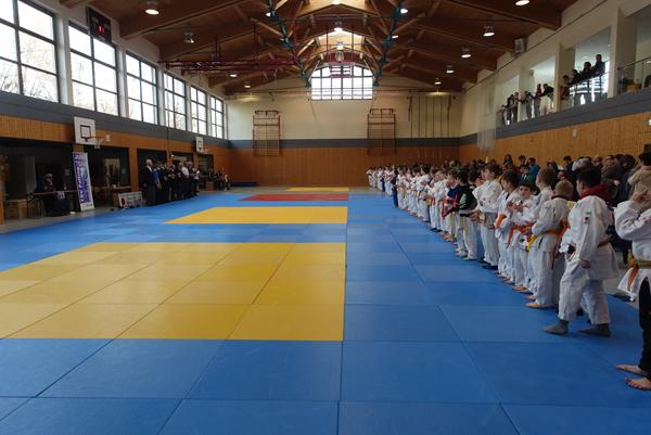 80 Teilnehmer(innen) beim 1. Oberbayerncup U12