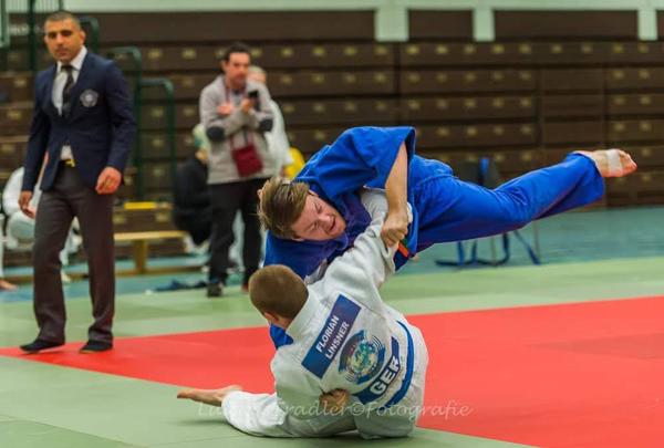 Bayerische Einzelmeisterschaft ID-Judo 2020